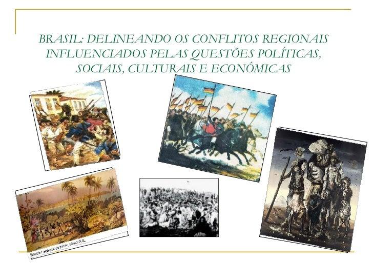 Brasil Conflitos