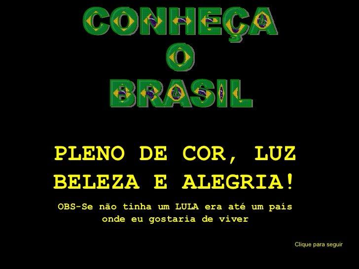 Brasil e seus Estados!!!