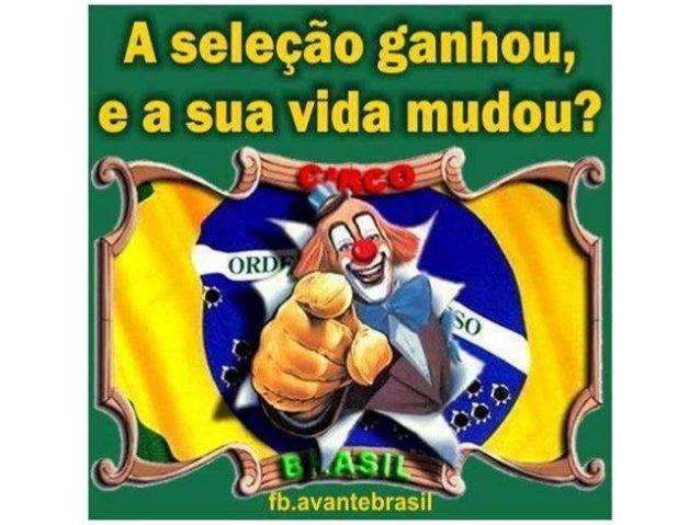 Brasil, o país do absurdo!