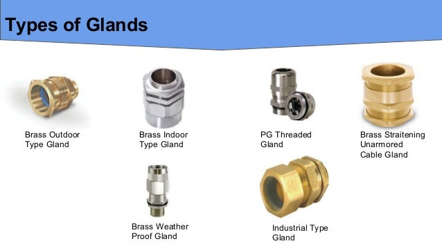 An Essential Information About Brass Cable Gland Weather