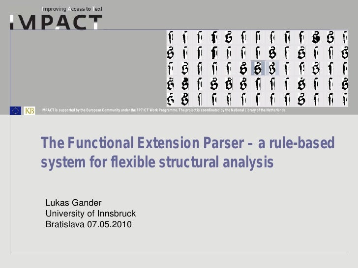 Bratislava WS - Gander - UIBK - The Functional Extension Parser_pdf