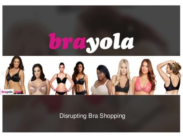Disrupting Bra Shopping