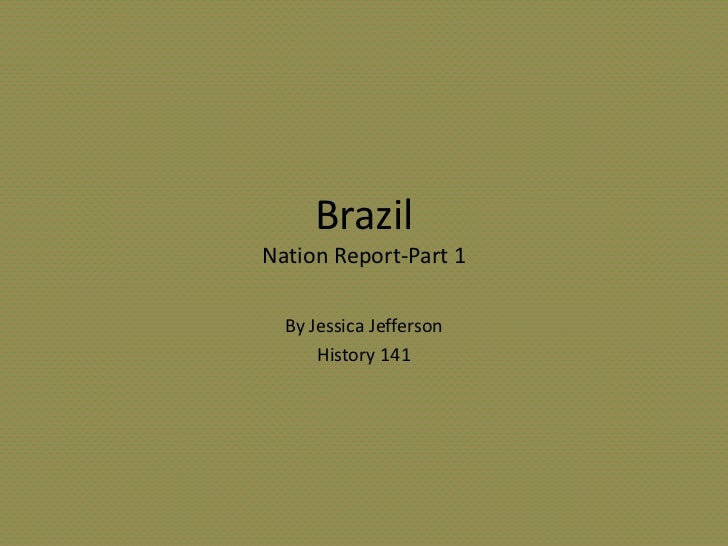 Brazil part1