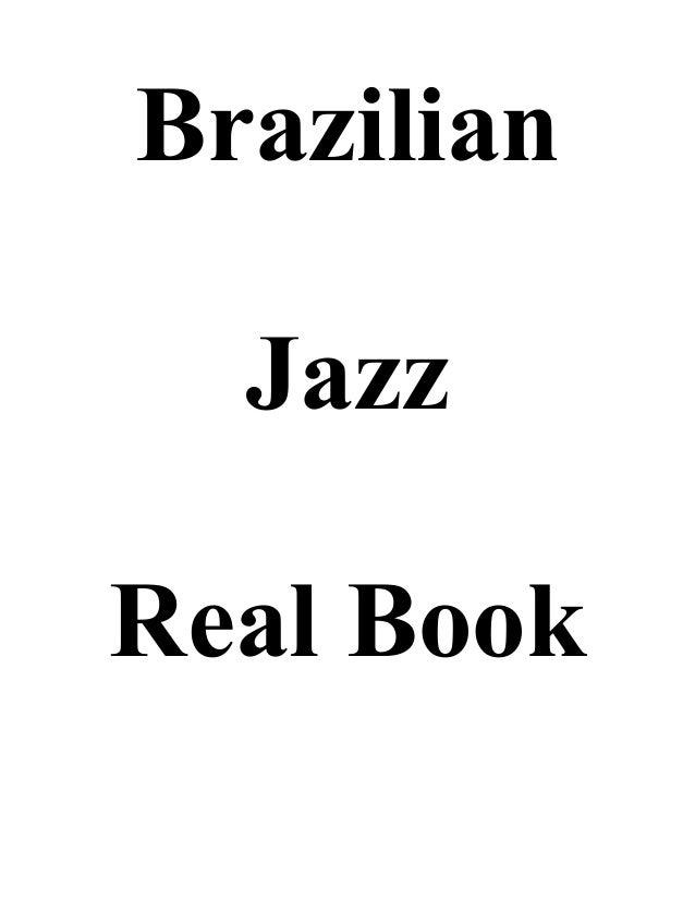 Brazilian Jazz Real Book