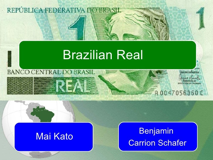 Brazilian Real Mai Kato Benjamin  Carrion Schafer