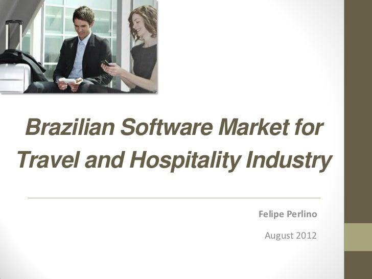 Brazilian Travel Industry