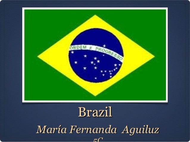 Brazil mafe