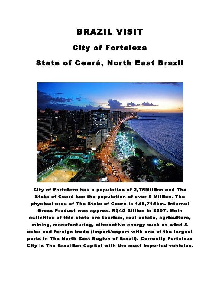 Brazil Visit   Offer