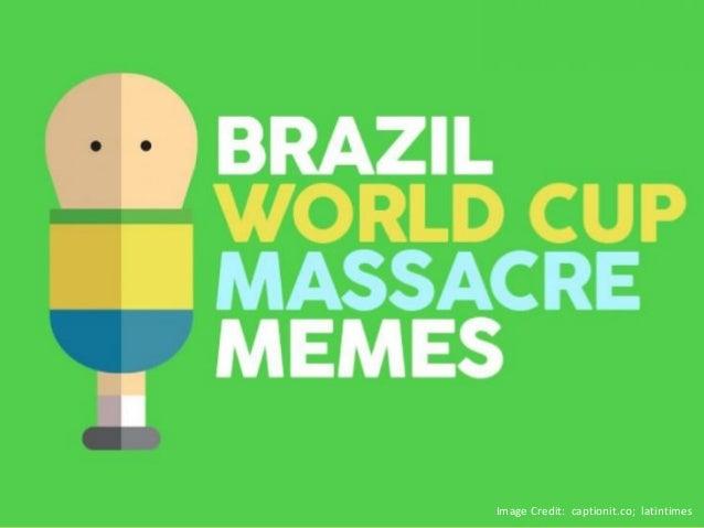 Brazil World Cup Massacre Memes - FUNNY!