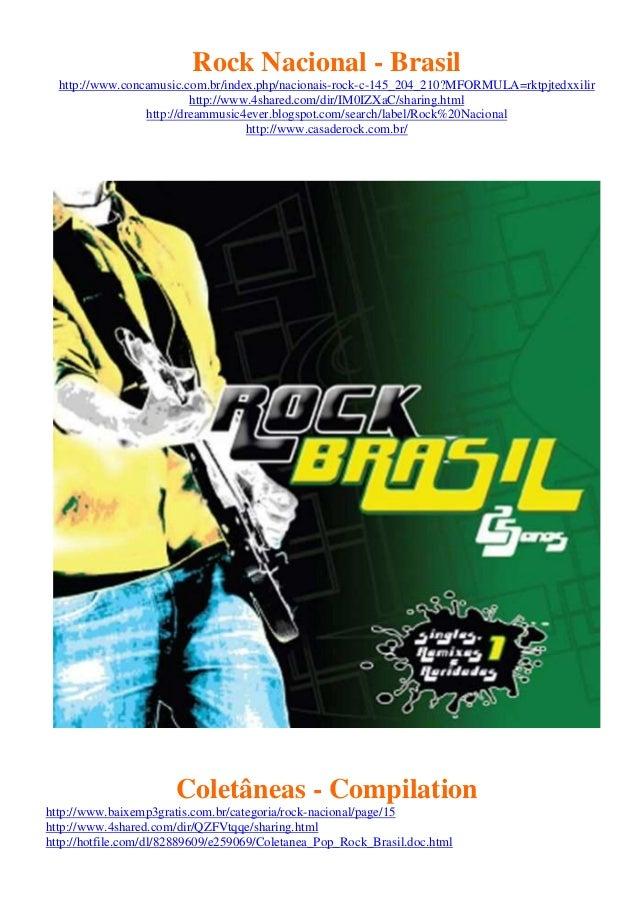 Rock Nacional - Brasil http://www.concamusic.com.br/index.php/nacionais-rock-c-145_204_210?MFORMULA=rktpjtedxxilir http://...