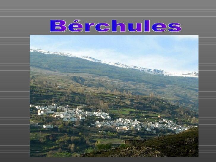 Bérchules