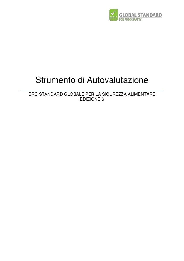 Brc self assessment tool fo037 30.7.2012 italian
