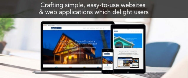 Black Rhino Design, crafting simple, easy to use websites & web applications which delight users.