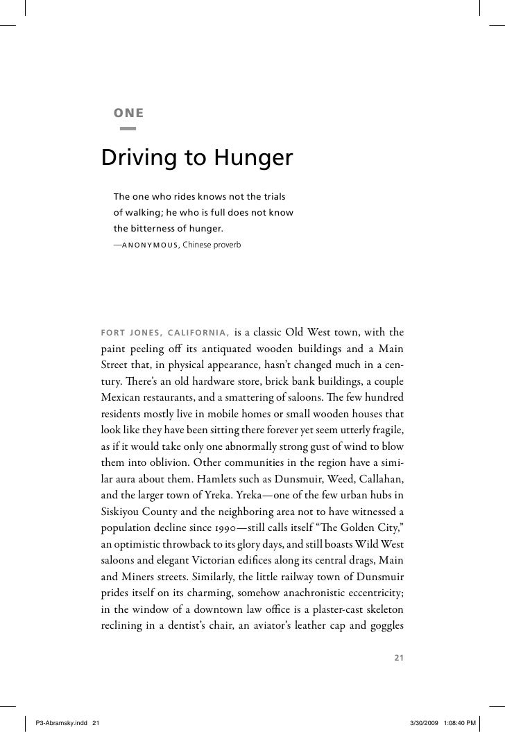 BreadlineUSA, A New Book Exploring the Hidden Crisis of Hunger