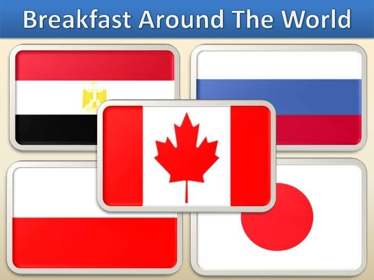 Breakfast Around The World<br />