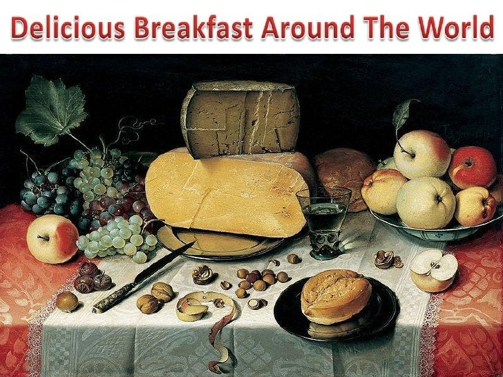 Breakfasts around the_world