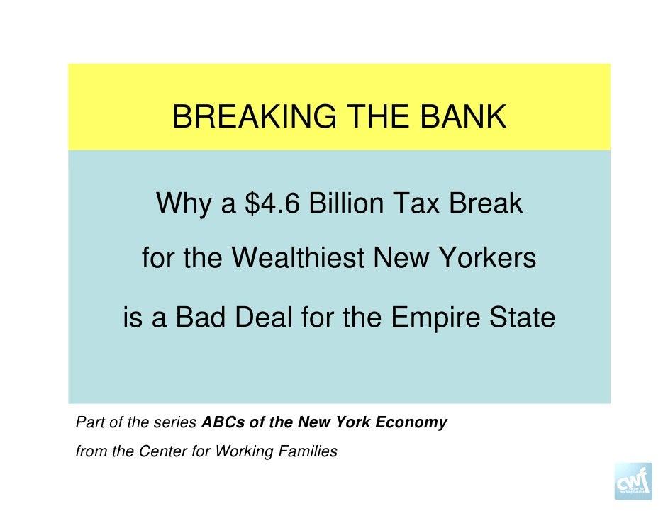 Breaking the-bank