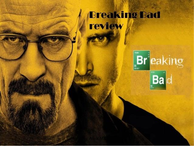 Breaking Bad review Aleix Mando
