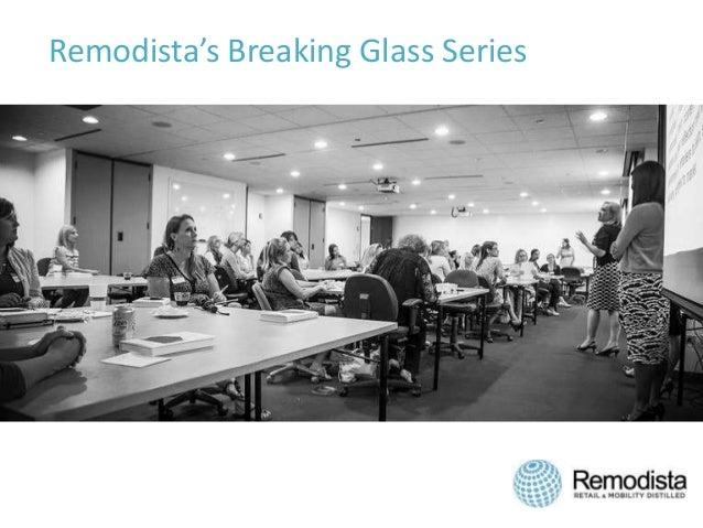 Remodista's Breaking Glass Series