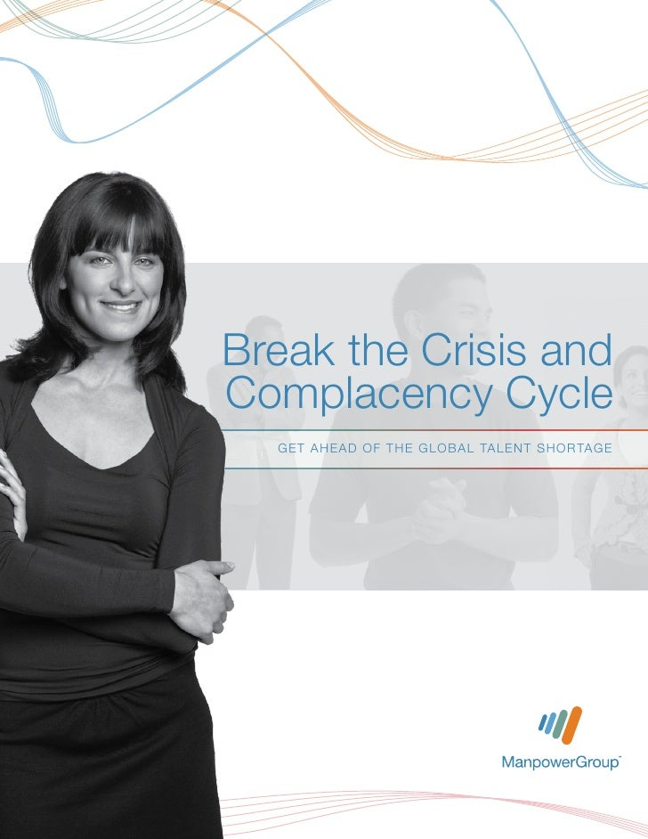 Break The Crisis And Complacency Cycle