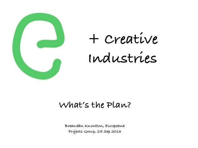 Breandan creative industries