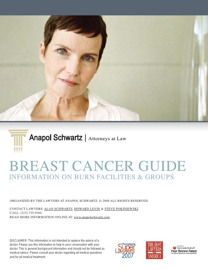 Breast Cancer Guide