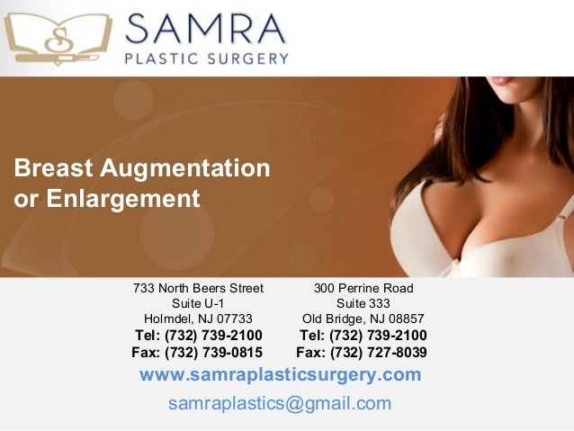 Breast Augmentation or Enlargement in New Jersey