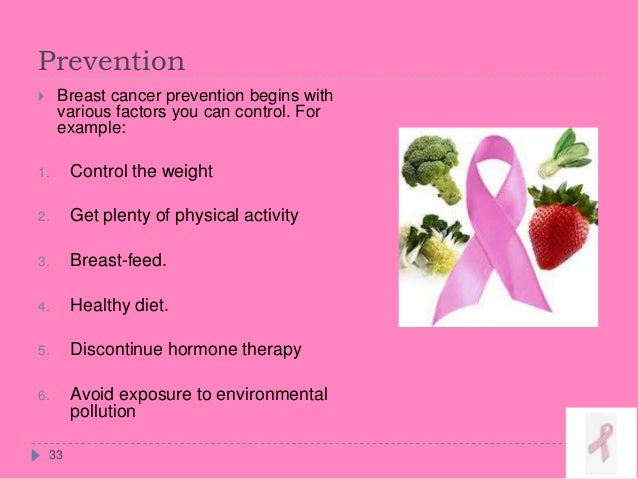 Image result for breast cancer prevention