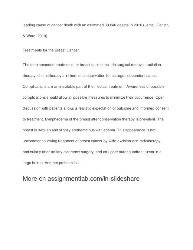 general statement example for essays