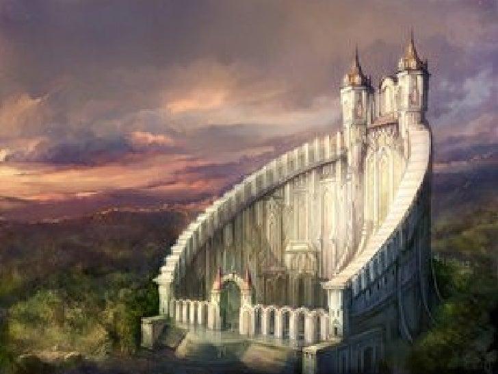 Breathtaking landscapes for Architecture fantastique