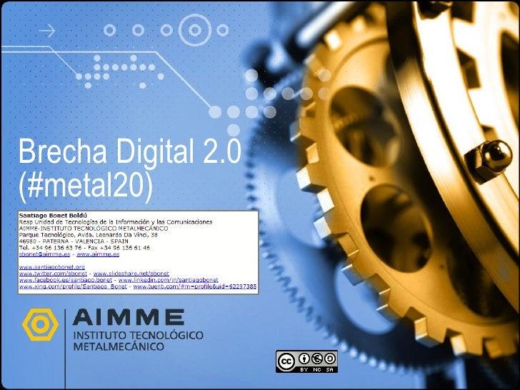 Brecha digital 2.0