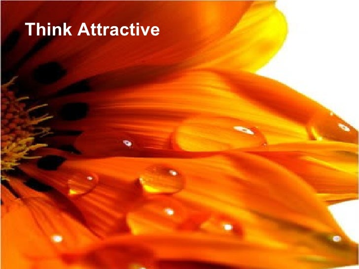 Think Attractive