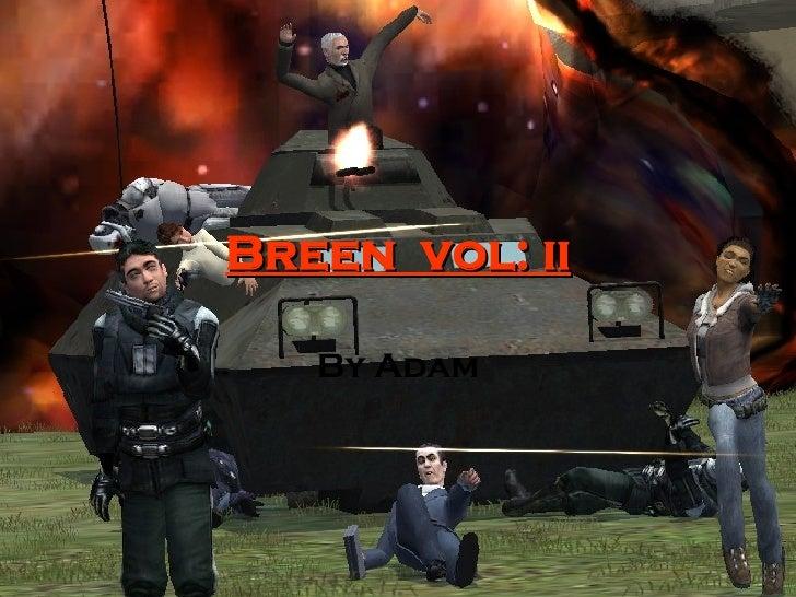 Breen  Vol