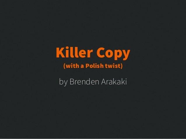 infoShare 2013: Brenden Arakaki - Effective communication in english [EN]