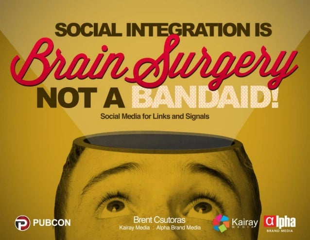 Social Integration is Brain Surgery. Not a Bandaid!