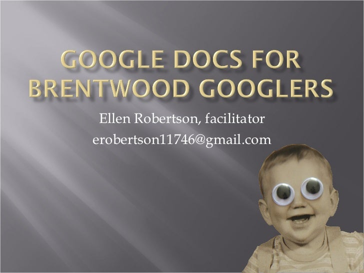 Brentwood google