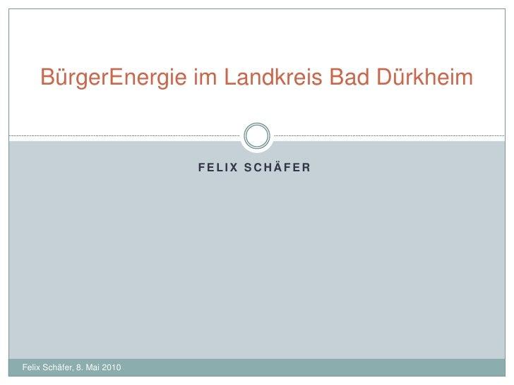 Bürger solar im landkreis bad dürkheimklimamesseleiningerland