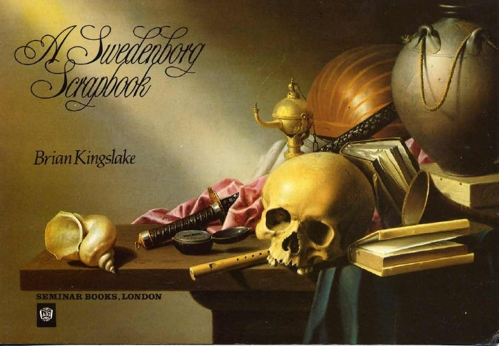 Brian kingslake-a-swedenborg-scrapbook-seminar-books-london-1986