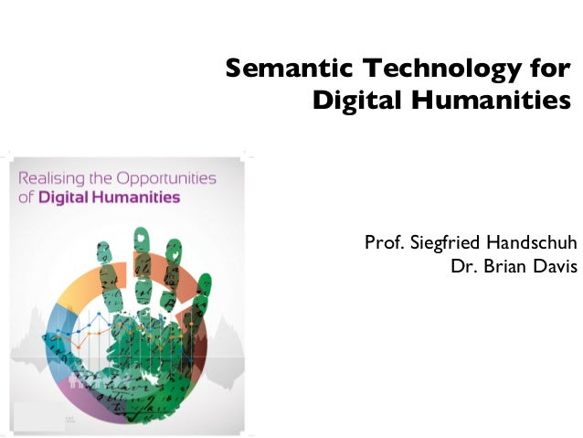 Semantic Technology for