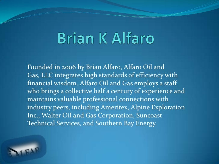 brian alfaro proud to be a View david alfaro-lopez's profile on linkedin, the world's largest  of houston's ct bauer college of business and proud boy scouts of america eagle scout.