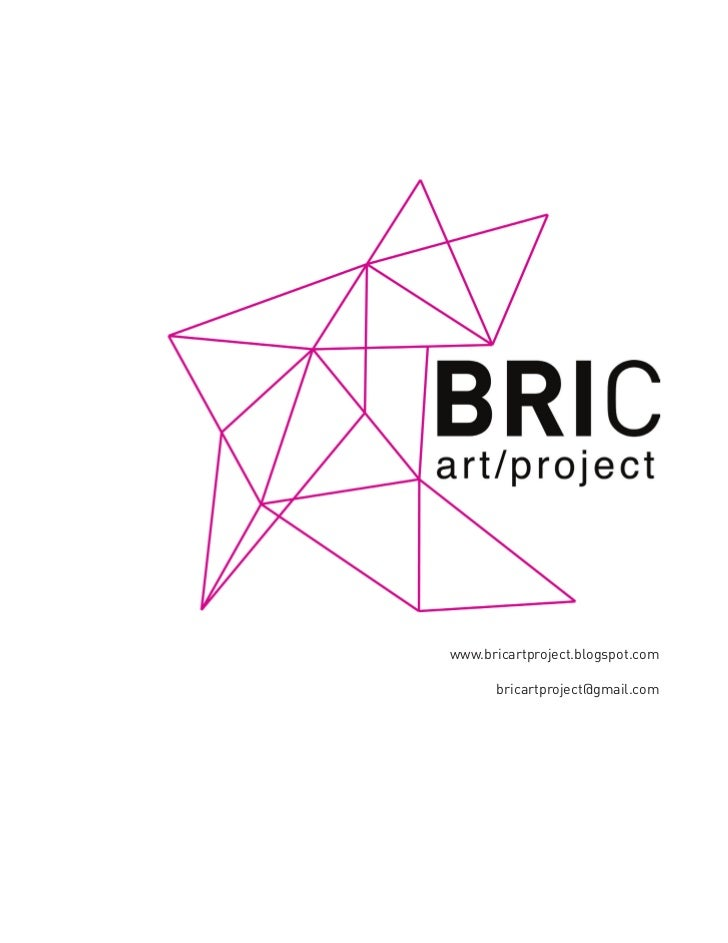 www.bricartproject.blogspot.com      bricartproject@gmail.com