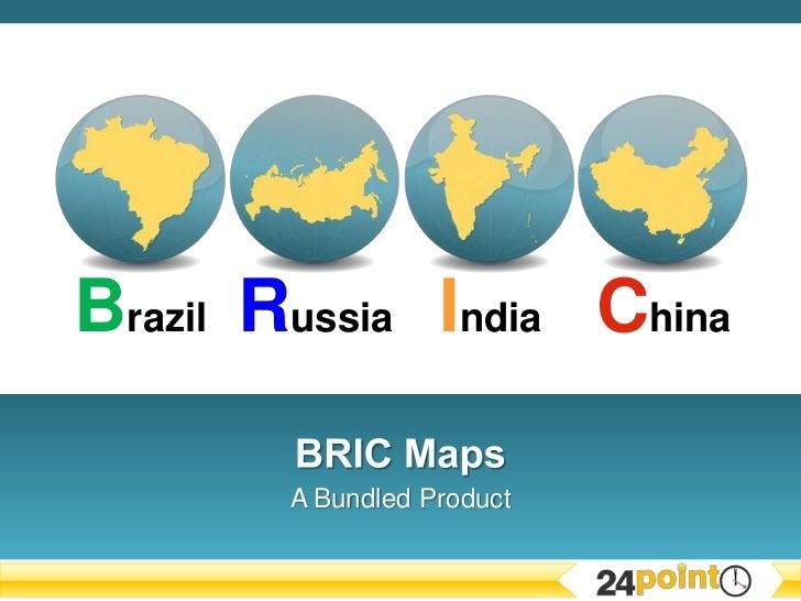 Brazil Russia India China        A Bundled Product