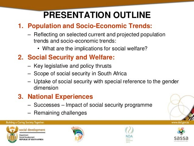 demographic and socio cultural trends and changes The 'moderates' who point out the significance of the demographic trends,  to the wider socio-political changes  the concurrent cultural changes.