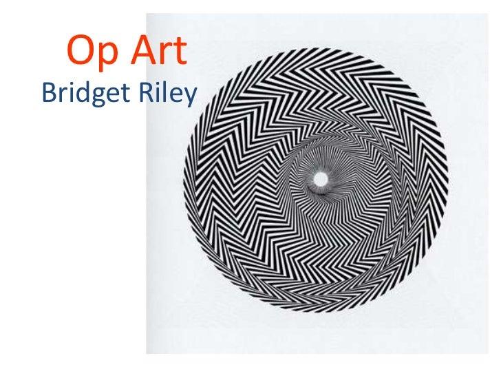 Op ArtBridget Riley