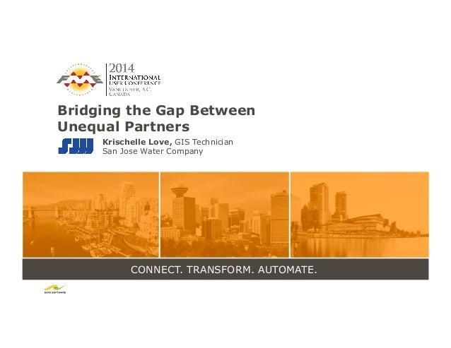 Bridging the Gap Between Unequal Partners