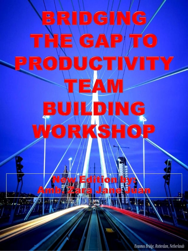 BRIDGING THE GAP TO PRODUCTIVITY LECTURE-WORKSHOP by Zara Jane Juan Barriers to Effective Communication Principles of Corp...