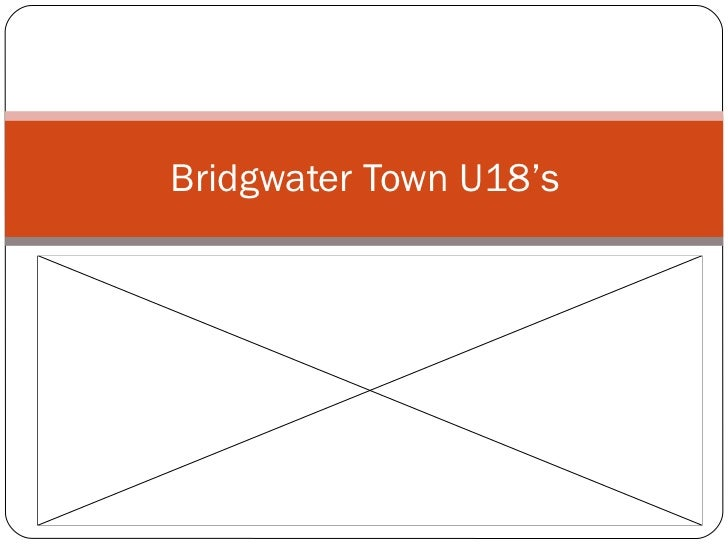 Bridgwater Town U18's