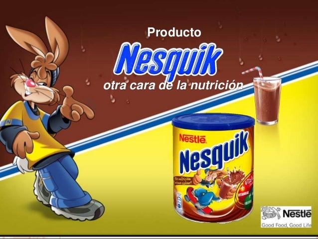 Producto  otra cara de la nutrición  PRODUCTO