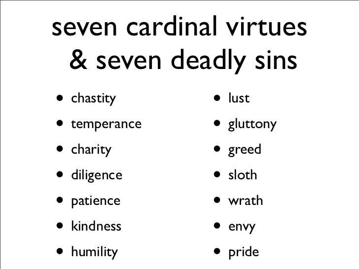 4 cardinal virtues philosophy