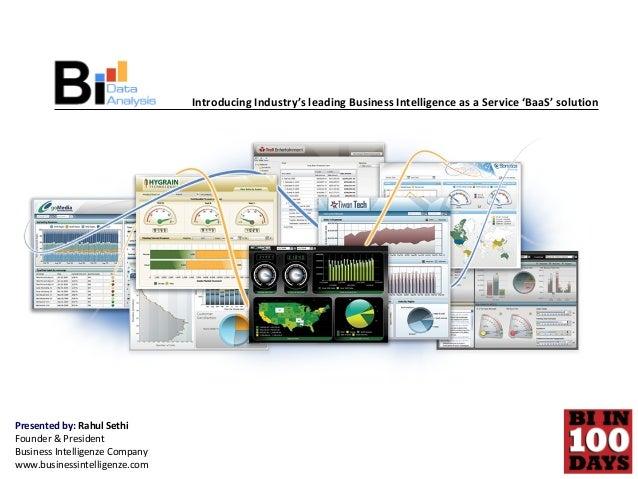 Brief CSP BI presentation